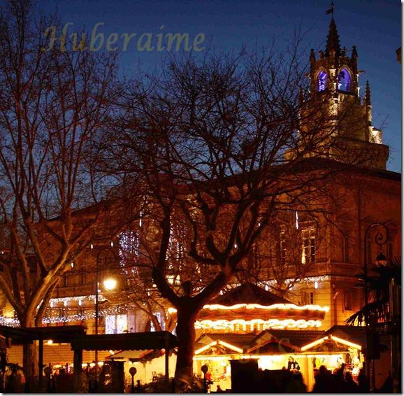 u-Avignon Place de l'Horloge 01.01.11a