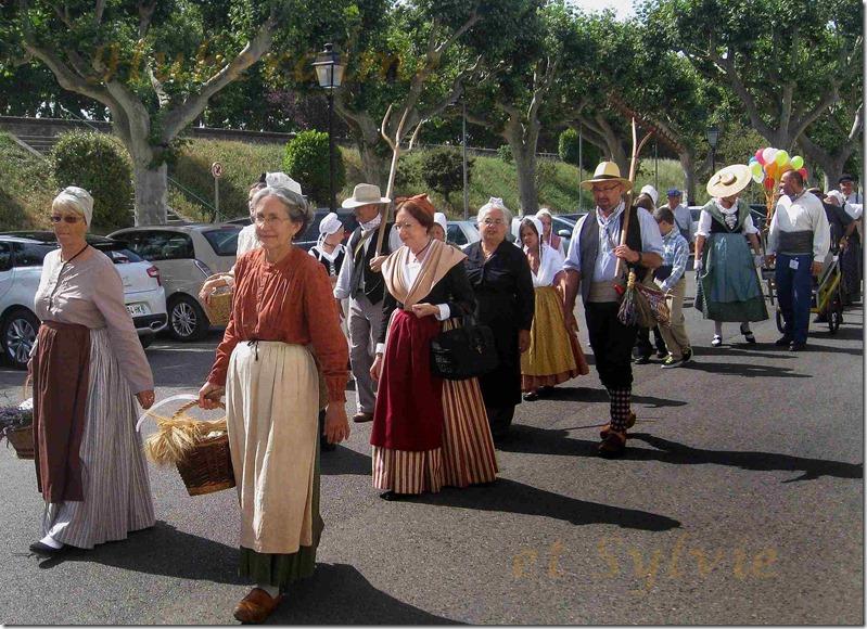 o-Caderousse(84) Fête Provençale 22.06.2014a