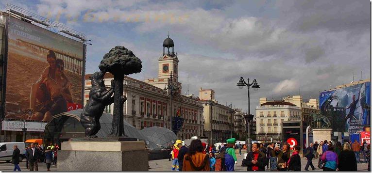 ac-Espagne Madrid Puerta del Sol 10.05.2016a