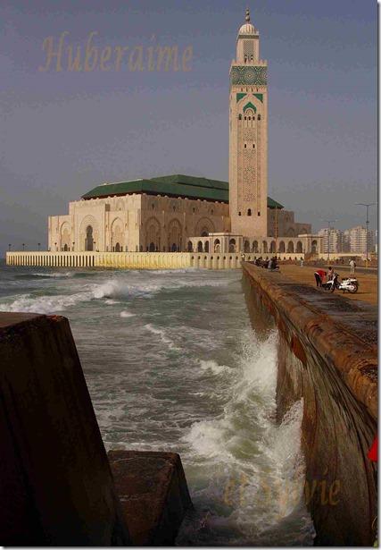 el-Maroc Casablanca Mosquée Hassan II 07.06.2016a