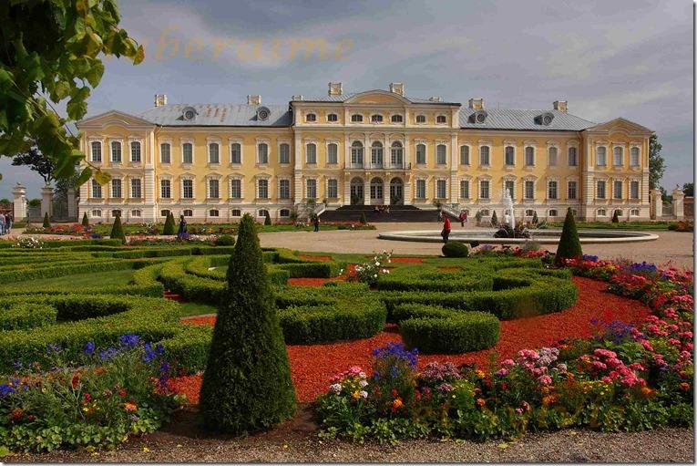 il-Lettonie Château de Rundale 11.07.2017a