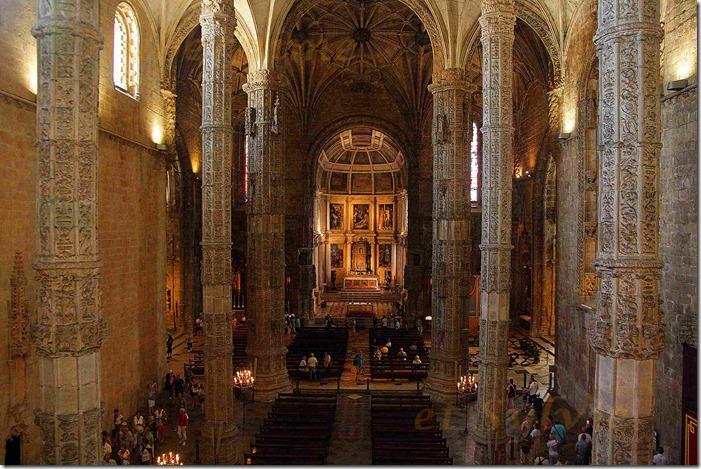 cs-Portugal Lisbonne Monastère des Hiéronymites Egl.Ste.Marie 19.06.2018a