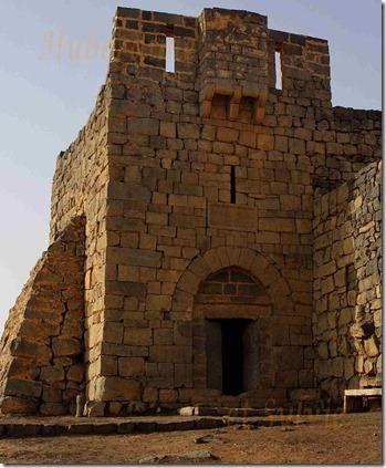 ak-Jordanie Châteaux du désert Qasr Al Azraq 14.10.2018a