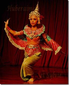 co-Thaïlande Bangkok Silom Village Dîner-spectacle 20.02.2019a
